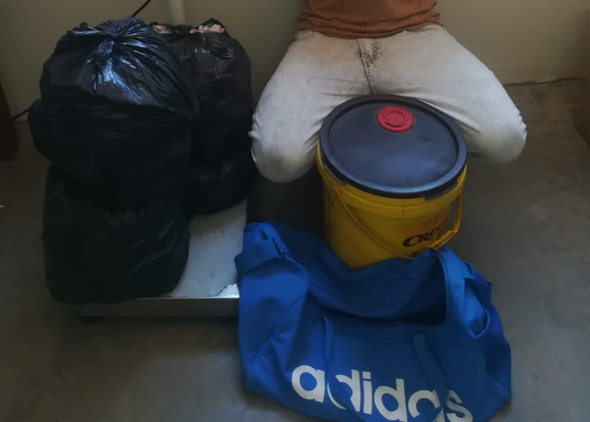 Operation nets suspects with drugs and dagga