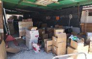 Suspects arrested with firearms in Khayelitsha, stolen goods recovered in Eerste Rivier