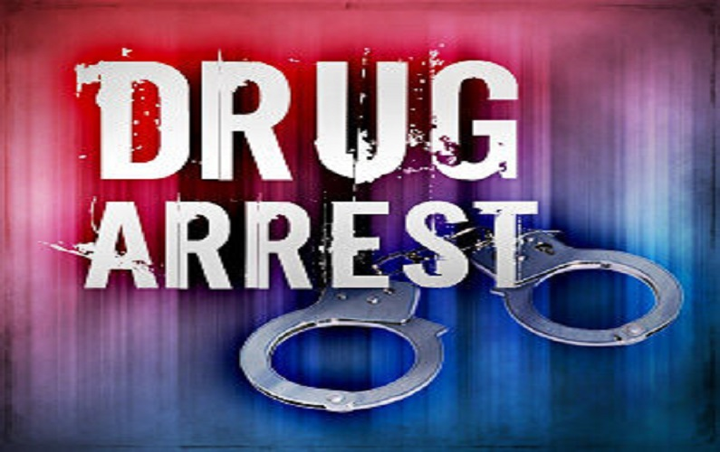Heroin seized from the Teddy Mafia's storage