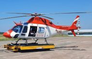 Patient airlifted from road crash on the R61 near Port Shepstone in KwaZulu-Natal.