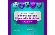 Today's #FacebookFriday Online Chat on Mental Health Discrimination and Stigma in the Workplace