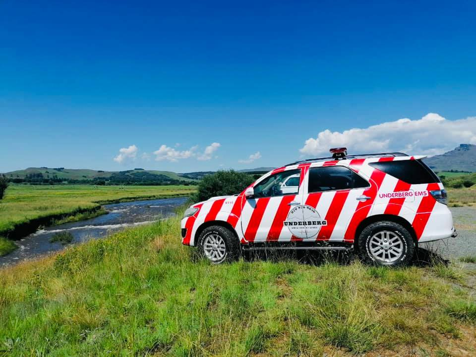 Narrow escape for hiker after a puff adder strikes near Underberg