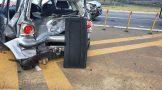 Several injured at Gilooly's interchange
