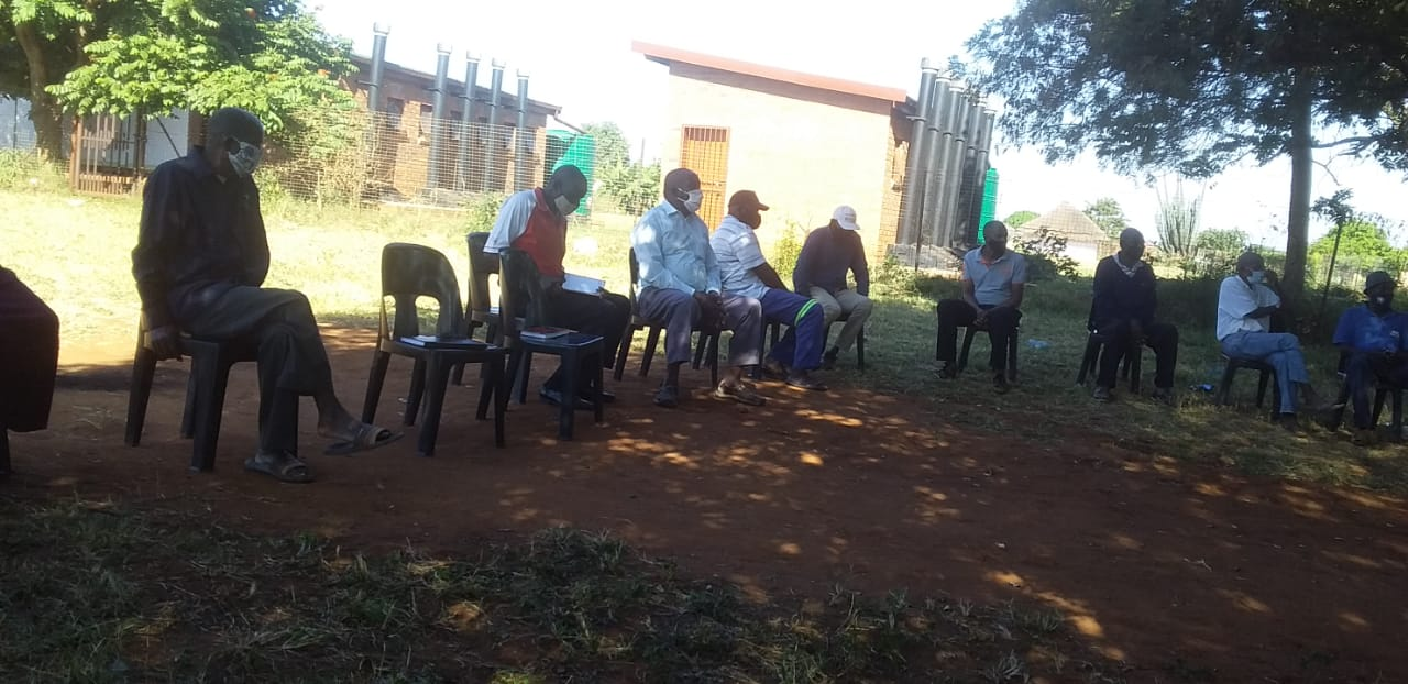 Police interact with community to combat crime