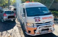 One injured in Bryanston collision