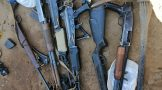 Gauteng Police recover firearms and ammunition in Benoni