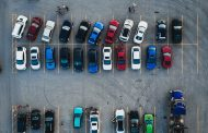 How do we reduce crashes in the parking lot?