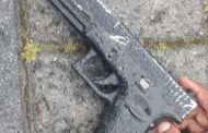 Dedicated police members respond to reckless driving and confiscate an unlicensed firearm and a stolen vehicle