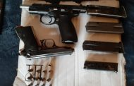 Two firearms and large quantities of drugs seized in Gugulethu with two arrests