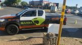 Cyclist injured in a collision in Edenvale